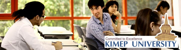KIMEP University Academic Programs